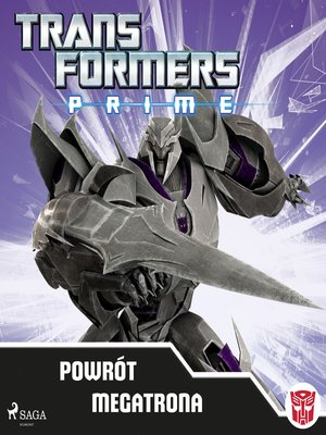 cover image of Transformers – PRIME – Powrót Megatrona