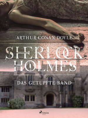 cover image of Das getupfte Band