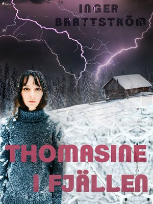 cover image of Thomasine i fjällen