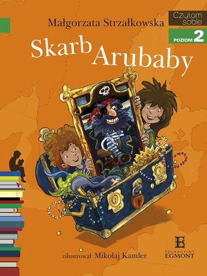 cover image of Skarb Arubaby