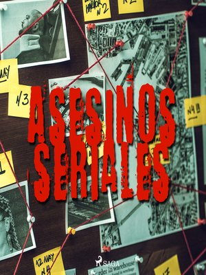 cover image of Asesinos seriales