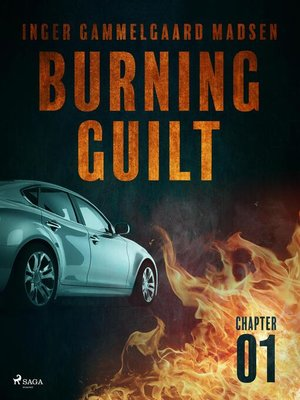 cover image of Burning Guilt--Chapter 1