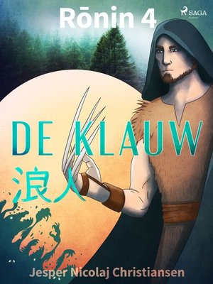 cover image of Ronin 4--De klauw