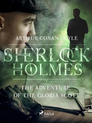 cover image of The Adventure of the Gloria Scott