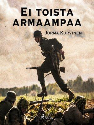 cover image of Eitoistaarmaampaa
