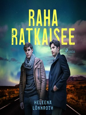 cover image of Raha ratkaisee