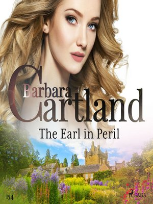 cover image of The Earl in Peril (Barbara Cartland's Pink Collection 154)