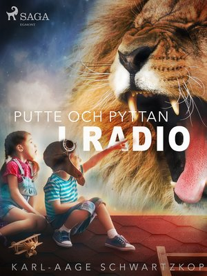 cover image of Putte och Pyttan i radio