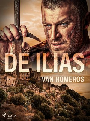cover image of De Ilias van Homeros