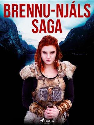 cover image of Brennu-Njáls saga