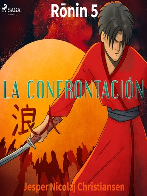 cover image of Ronin 5--La confrontación