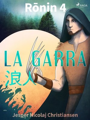 cover image of Ronin 4--La garra