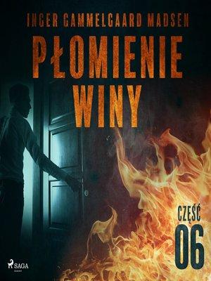 cover image of Płomienie winy