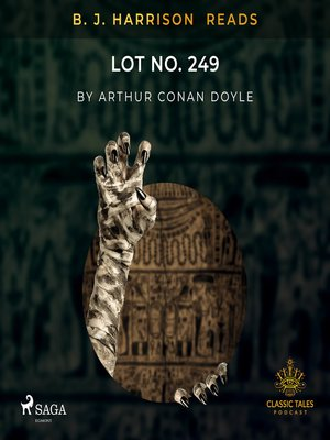 cover image of B. J. Harrison Reads Lot No. 249