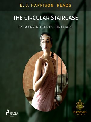 cover image of B. J. Harrison Reads the Circular Staircase