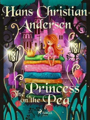 cover image of The Princess on the Pea