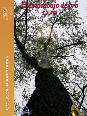 cover image of El escarabajo de oro--Dramatizado
