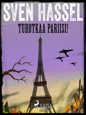 cover image of Tuhotkaa Pariisi!