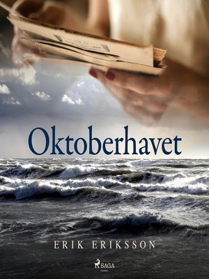 cover image of Oktoberhavet