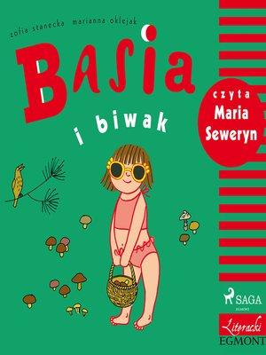 cover image of Basia i biwak