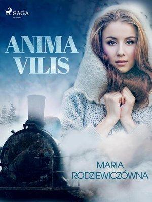 cover image of Anima Vilis