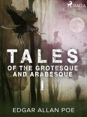 cover image of Tales of the Grotesque and Arabesque I