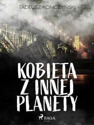 cover image of Kobieta z innej planety