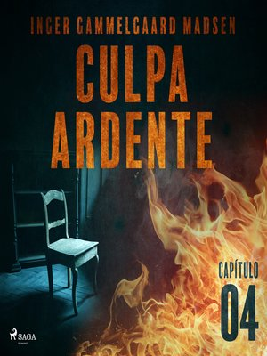 cover image of Culpa ardente--Capítulo 4