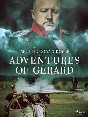 cover image of Adventures of Gerard