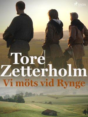 cover image of Vi möts vid Rynge