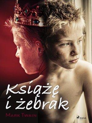 cover image of Książę i żebrak