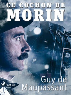 cover image of Ce cochon de Morin