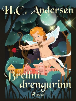 cover image of Brellni drengurinn
