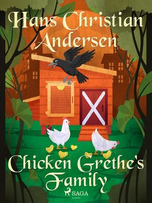 cover image of Chicken Grethe's Family