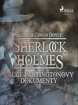 cover image of Bruce-Partingtonovy dokumenty