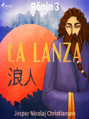 cover image of Ronin 3--La lanza