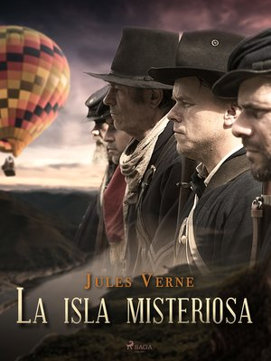 cover image of La isla misteriosa