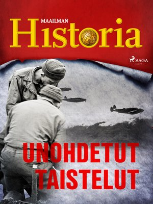 cover image of Unohdetut taistelut