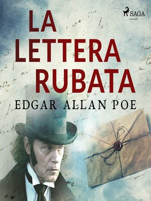 cover image of La lettera rubata