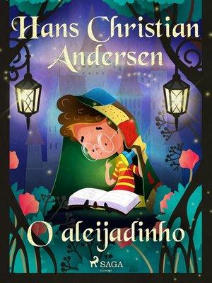 cover image of O aleijadinho