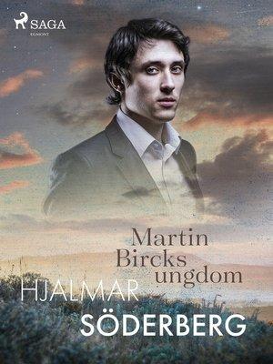 cover image of Martin Bircks Ungdom