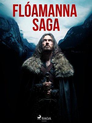 cover image of Flóamanna saga