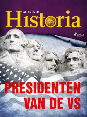 cover image of Presidenten van de VS