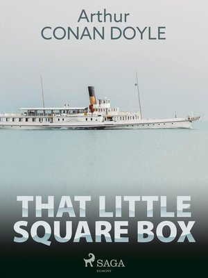 cover image of That Little Square Box