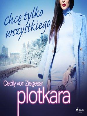 cover image of Plotkara 3