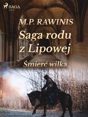 cover image of Saga rodu z Lipowej 13