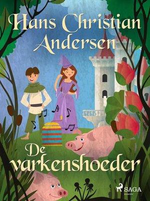 cover image of De varkenshoeder