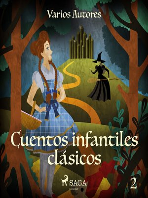 cover image of Cuentos infantiles clásicos 2