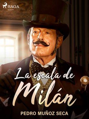 cover image of La escala de Milán