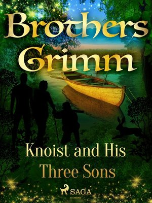 cover image of Knoist and His Three Sons